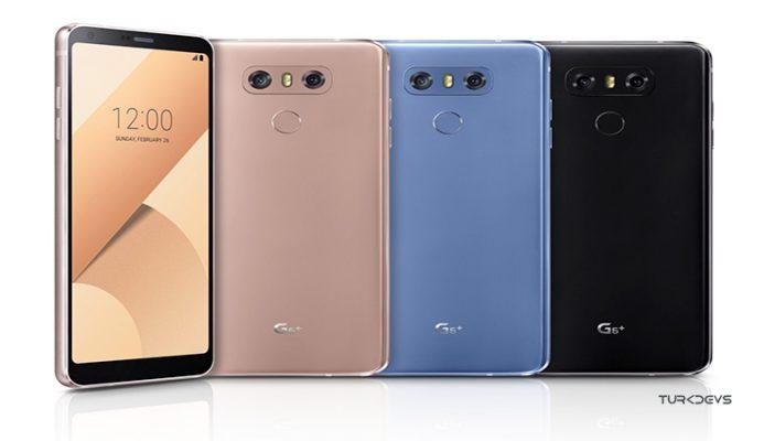 lg g6 plus özellikleri